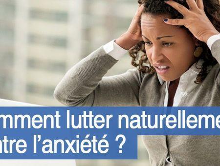 Plantes contre l'anxiété
