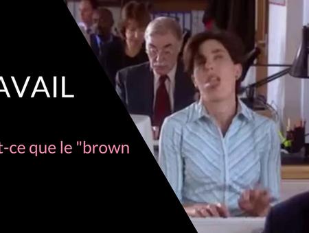 """Souffrance au travail : qu'est-ce que le """"brown out"""" ?"""