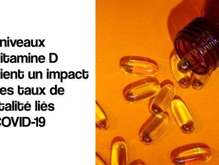 Existe-t-il un lien entre la vitamine D et le coronavirus ?