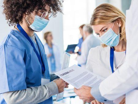 Coronavirus : une diminution des décès en Europe ?