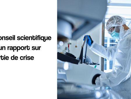Le Conseil scientifique évoque la sortie de crise du coronavirus