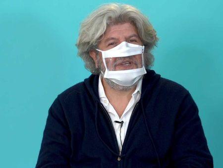 Un masque transparent pour lire sur les lèvres