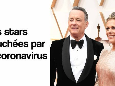 Coronavirus : la pandémie n'épargne pas les stars