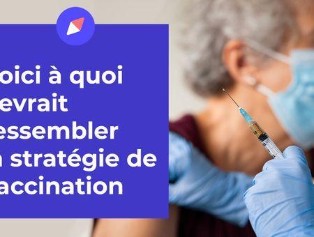 Coronavirus : quelle stratégie vaccinale en France ?