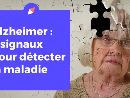 Alzheimer : 5 signaux qui peuvent alerter sur l'arrivée d'une dégénérescence