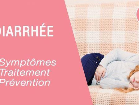 Que faire en cas de diarrhée chez un enfant ?
