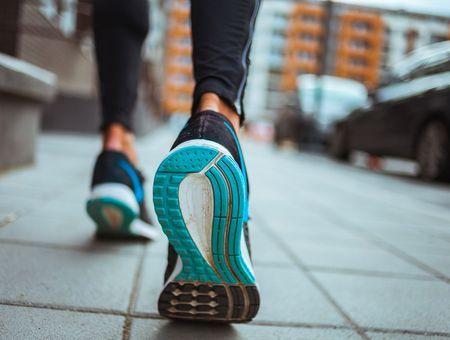 Marcher 8000 pas par jour pour vivre plus longtemps