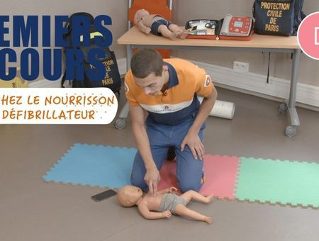 Mon enfant ne respire plus : comment faire les gestes de réanimation cardio-respiratoire ?