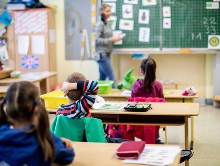 Le protocole sanitaire allégé dans les écoles