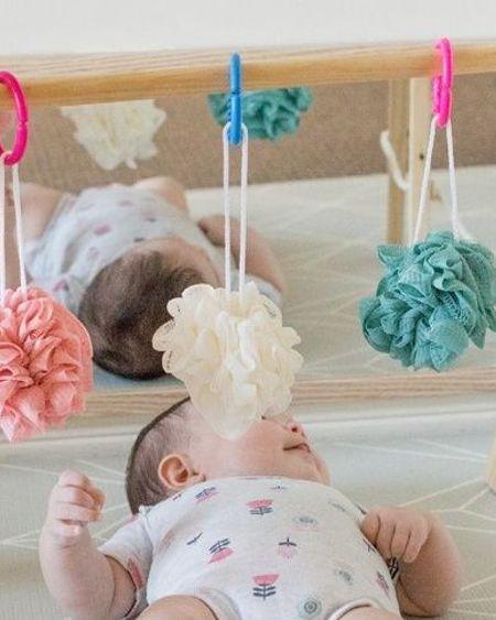 DIY : 10 jouets pour bébé à fabriquer