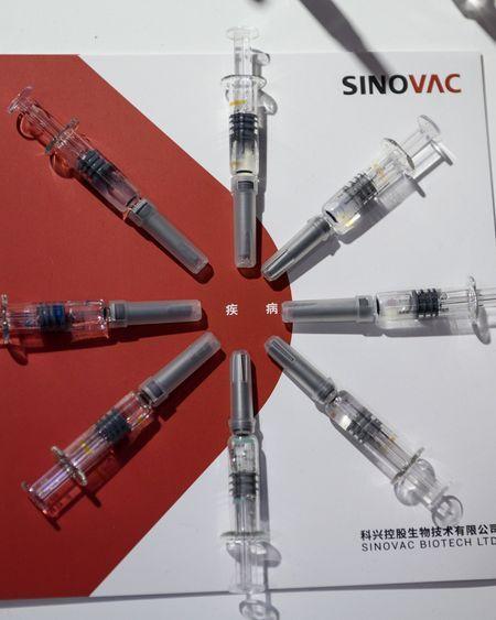 Coronavirus: la Chine expose ses vaccins pour la première fois