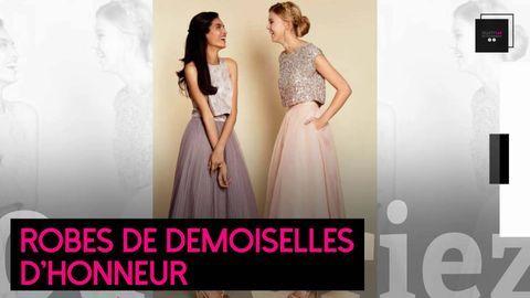 Robes pour demoiselles d'honneur