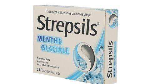 STREPSILS MENTHE GLACIALE