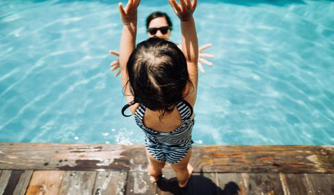 Sécurité : louer une maison avec une piscine