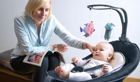 Comparatif des meilleures balancelles pour bébé