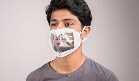 500 000 masques transparents pour les professionnels de la petite enfance