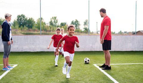 Au Danemark, les écoliers apprennent à prendre soin de leur santé avec le foot