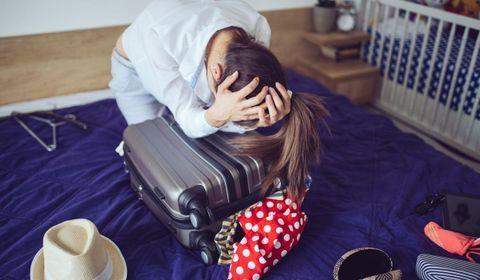 Vacances : comment gérer le stress des préparatifs