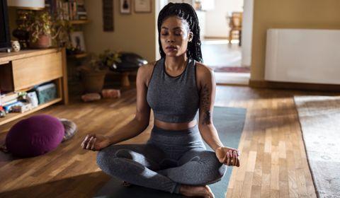 Méditer pour mieux récupérer