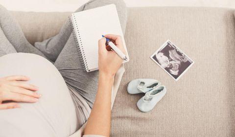 36ème semaine de grossesse