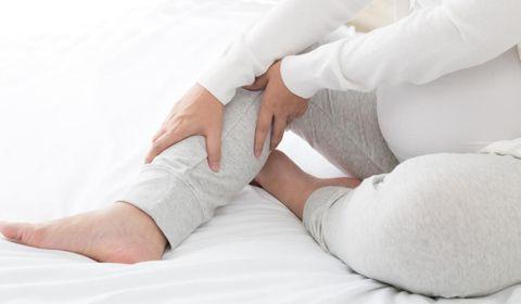les oedemes des pieds