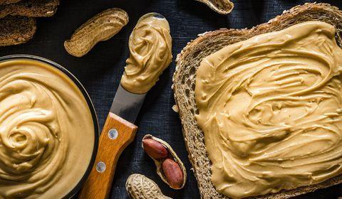 Le beurre de cacahuète