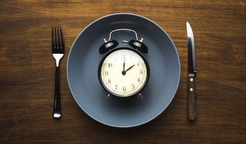 Fasting ou jeûne intermittent