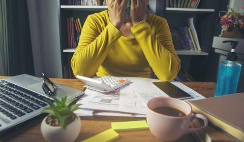 En France, la crise sanitaire fait exploser le taux de dépressions chez les salariés