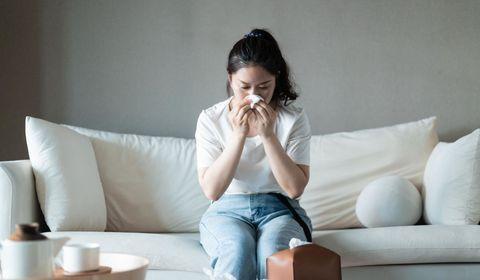 Vivre au quotidien avec une allergie