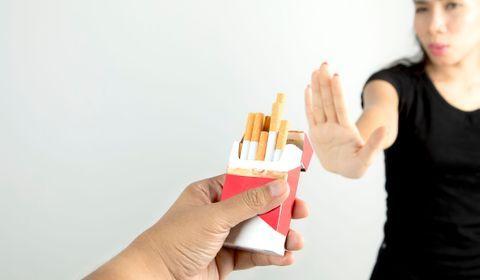 Syndrome de sevrage et arrêt du tabac