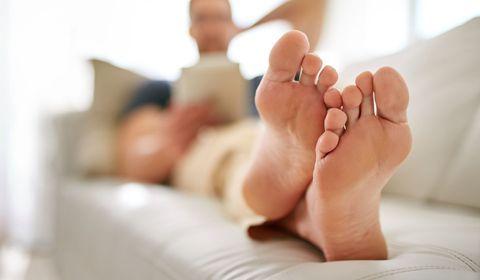 mycose pied contagieux