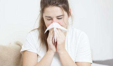 allergie, se moucher
