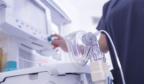Covid-19 : près de 4.100 patients en réanimation