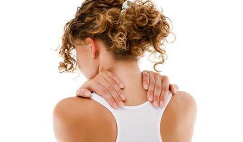Douleur musculaire dorsale
