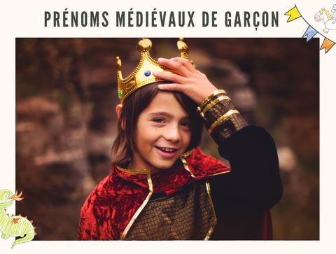 Top 20 des prénoms médiévaux pour garçon