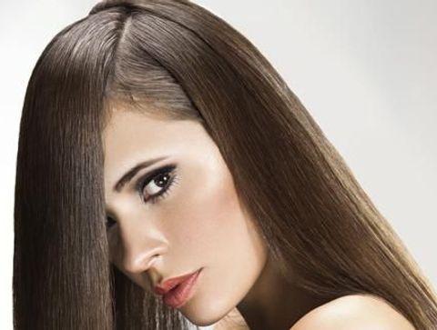 Lissage des cheveux