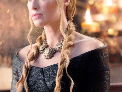 Coiffure Game Of Thrones Les 20 Plus Belles Coiffures De La Serie Game Of Thrones