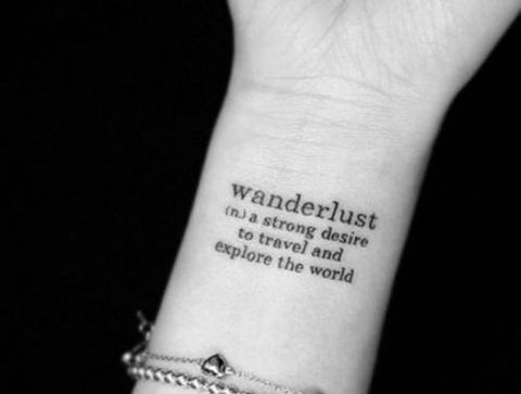 Tatouage poignet définition - 85 idées de tatouages sur le bras à piquer