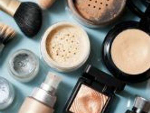 Maquillage et acné