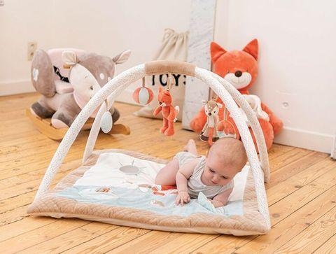 Notre sélection de tapis d'éveil