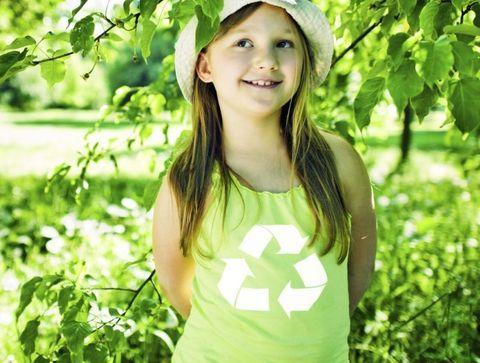 Au moment de trier, recycler - Apprendre à vos enfants à préserver l'environnement en s'amusant