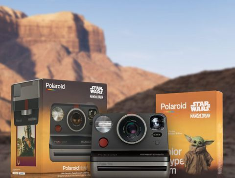 Polaroid Star Wars, The Mandalorian Edition -  Noël 2020 : idées de cadeaux pour adolescents