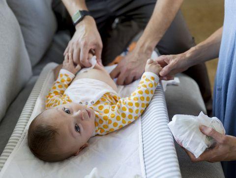 Hygiène: les gestes essentiels pour la santé de bébé