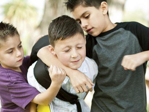 Mon enfant est un harceleur : que faire ?