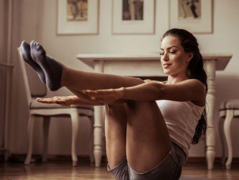 Sit up - Circuit training : un parcours sportif pour un corps tonique !