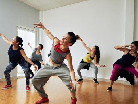 La danse fitness