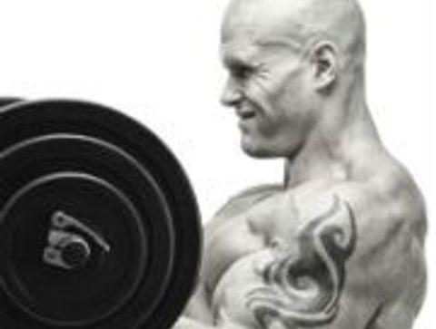 Musculation à l'extrême