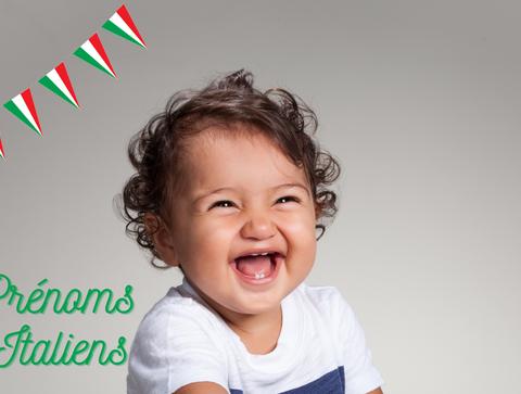 Les plus beaux prénoms italiens pour un garçon