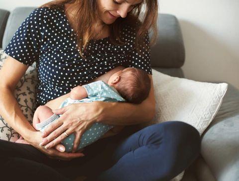 Semaine 32 : les changements chez maman