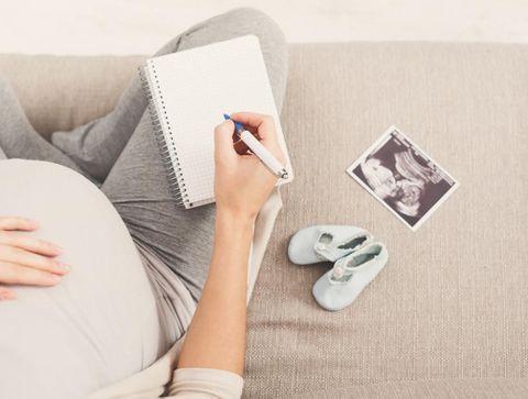 Semaine 36 : les changements chez maman